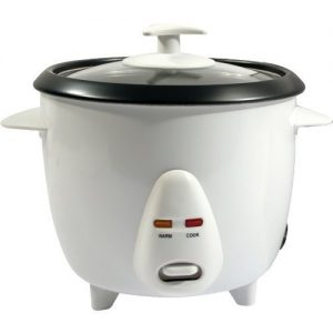 0.8L NON STICK AUTOMATIC ELECTRIC RICE COOKER POT WARMER WARM COOK 0.8 LITRE