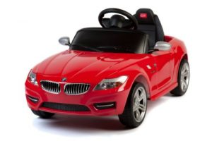 Flying Gadgets Licensed BMW Z4 6V Electric Ride-On Car for Kids