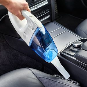 12V PORTABLE HANDHELD IN CAR WET AND DRY VACUUM CLEANER