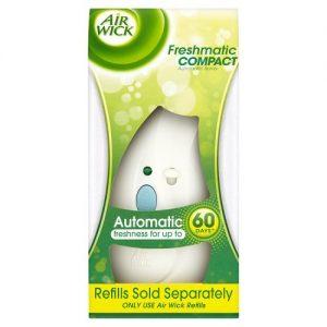 Air Wick Freshmatic Compact Air Freshener Gadget White (Pack of 2)