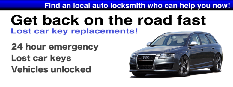 Lost Car Keys Auto Locksmith Car Locksmiths